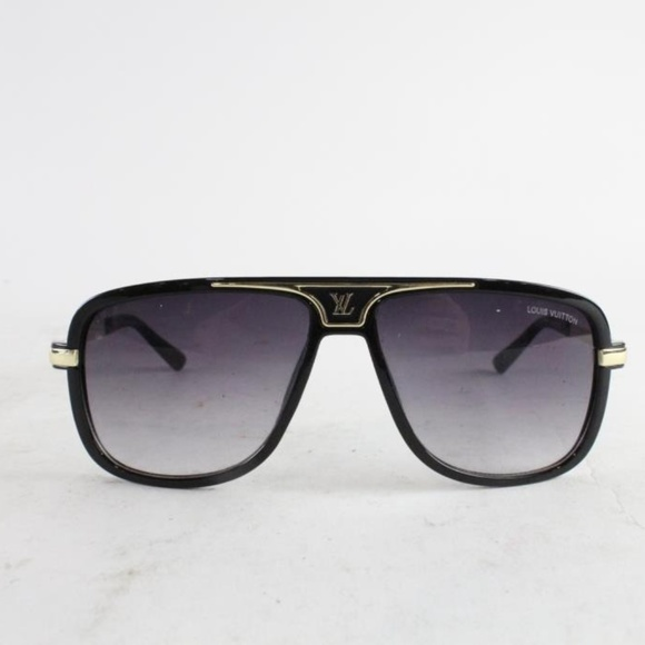 9dc64bc693 Louis Vuitton Mens Sunglasses